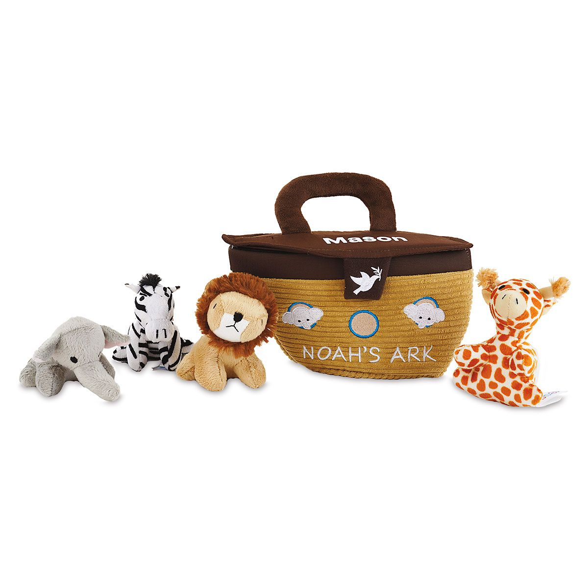 Noah's Ark Personalized Playset