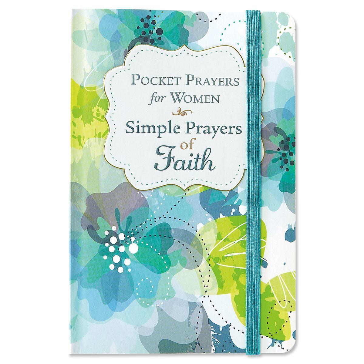 Prayers of Faith Pocket Prayers for Women
