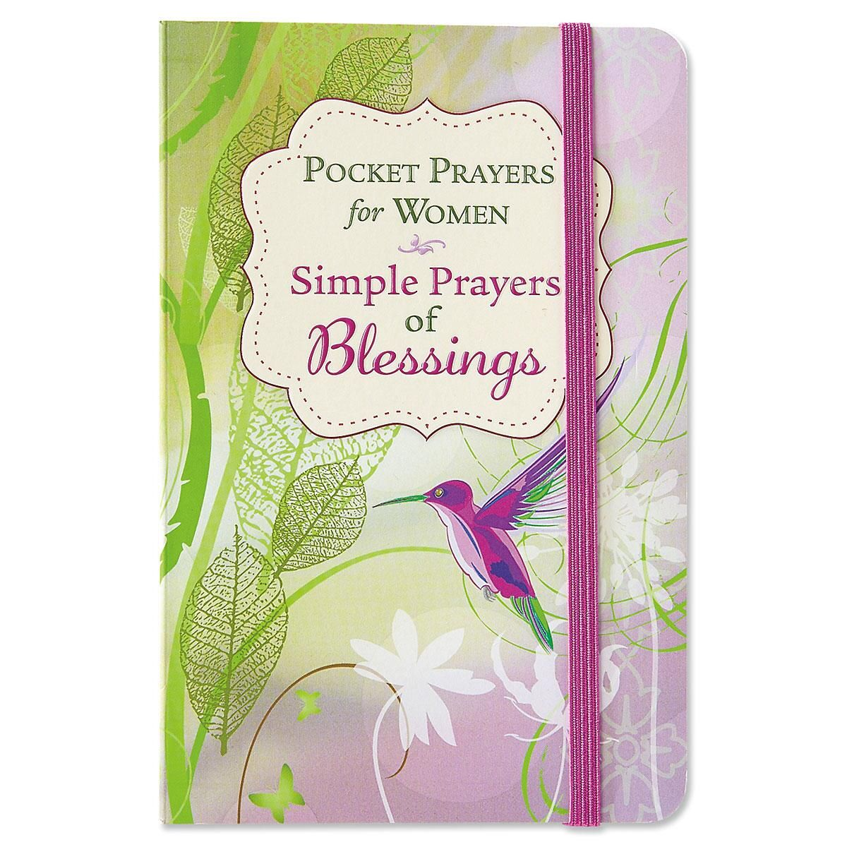 Prayers of Blessings Pocket Prayers for Women