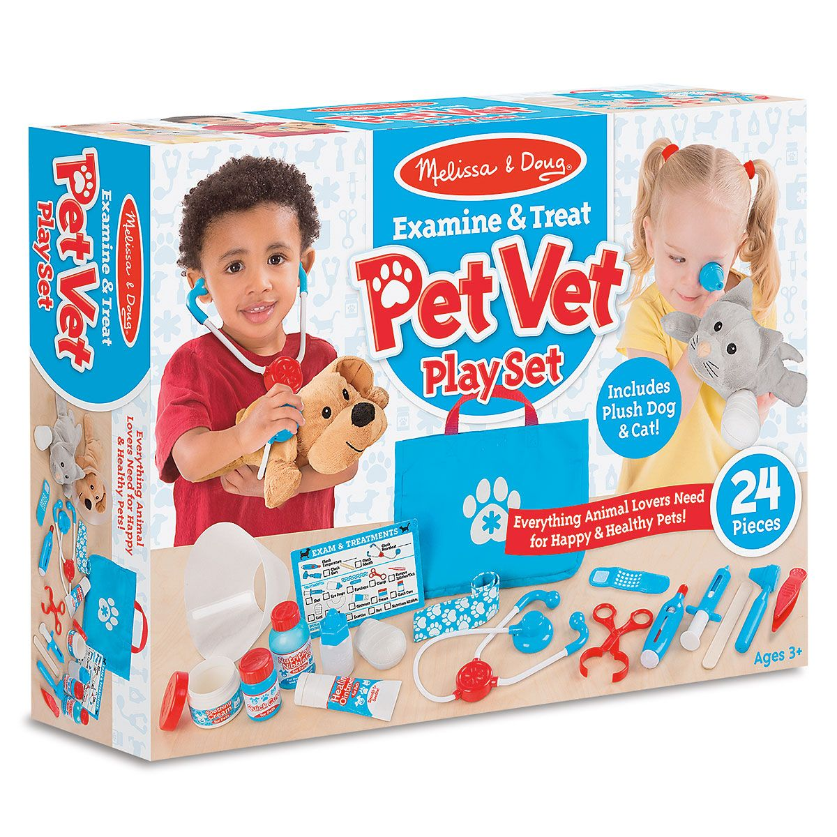 Pet Vet Play Set by Melissa & Doug®