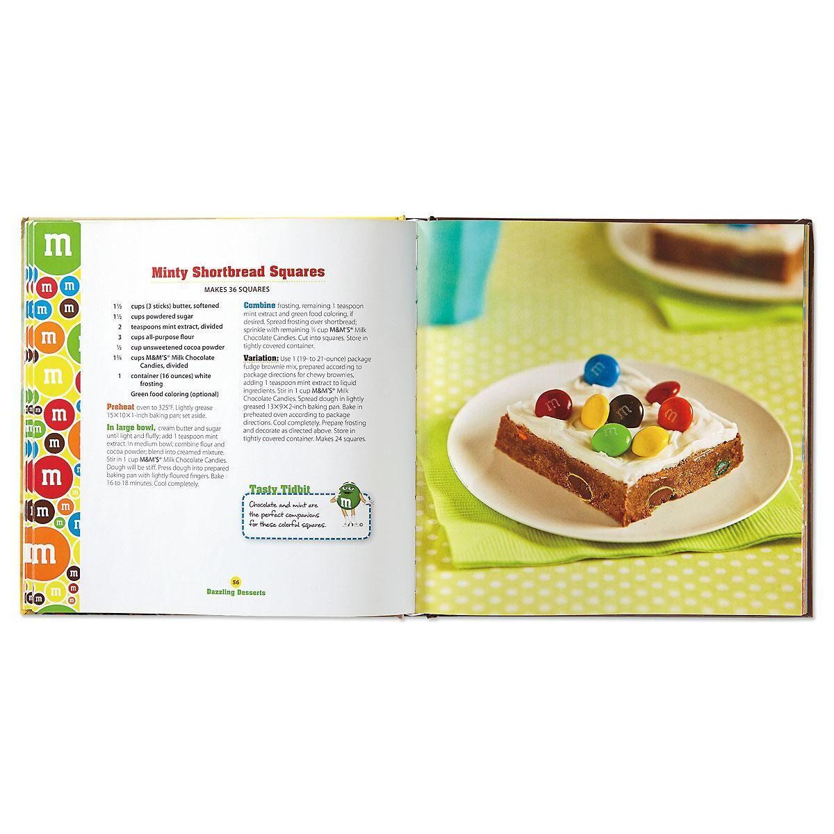 Fun Stuff M&M's® Cookbook