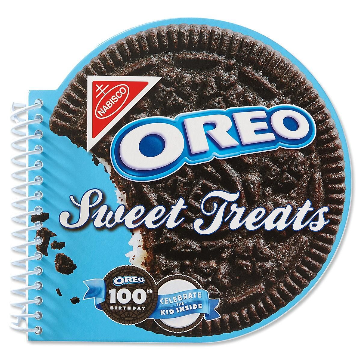 Oreo Sweet Treats Cookbook