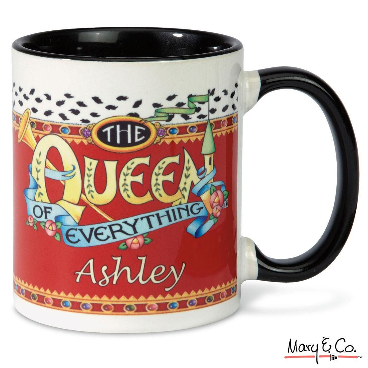Mary Engelbreit® Queen Mug