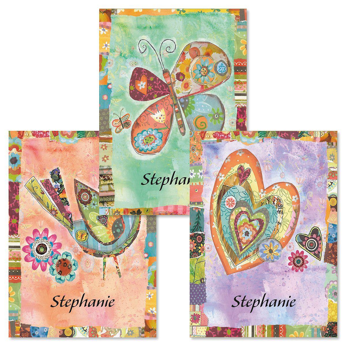 Lori Siebert Personalized Note Cards
