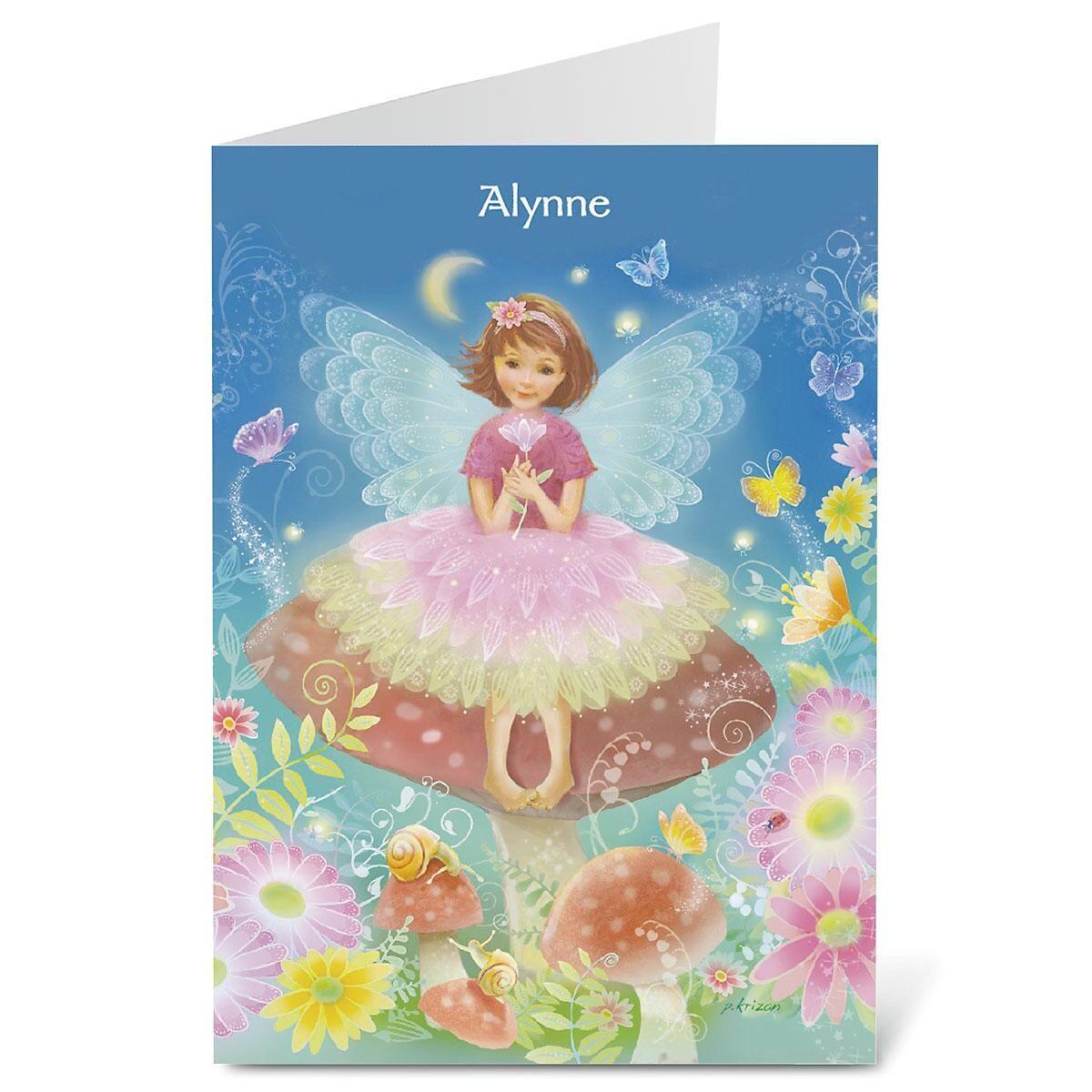 Birthday Fairy Select-a-Card
