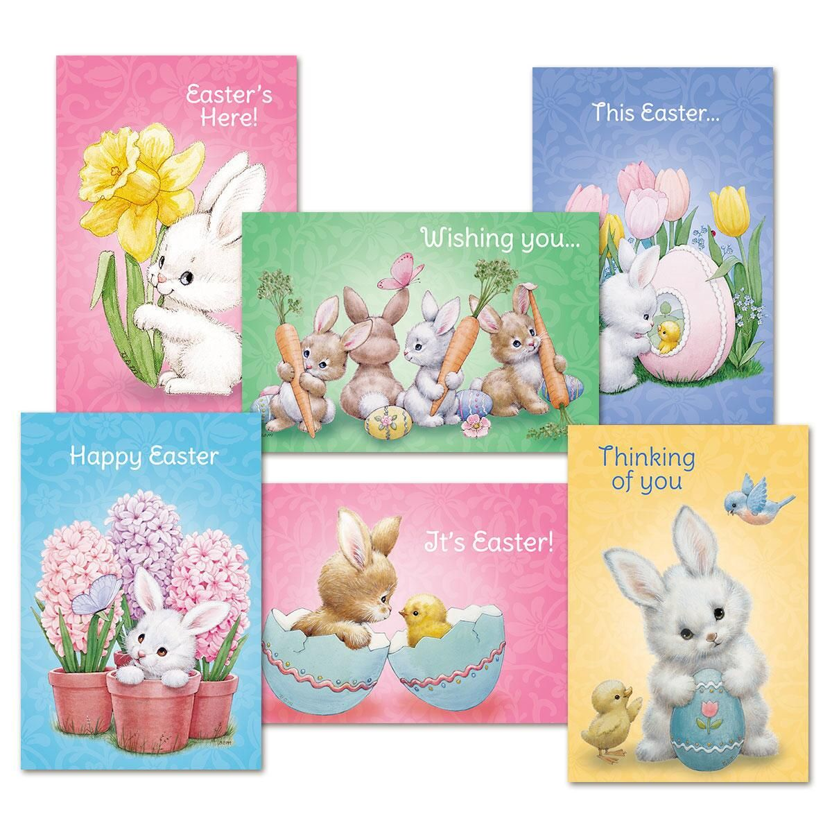 Morehead Easter Greeting Cards Value Pack Current Catalog