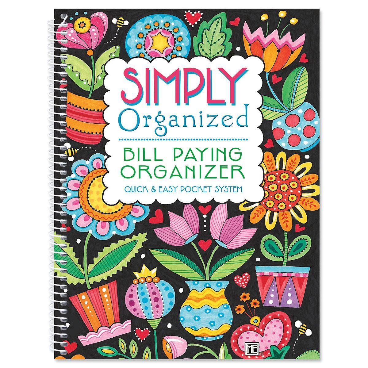 Mary Engelbreit® Bill Paying Organizer Book