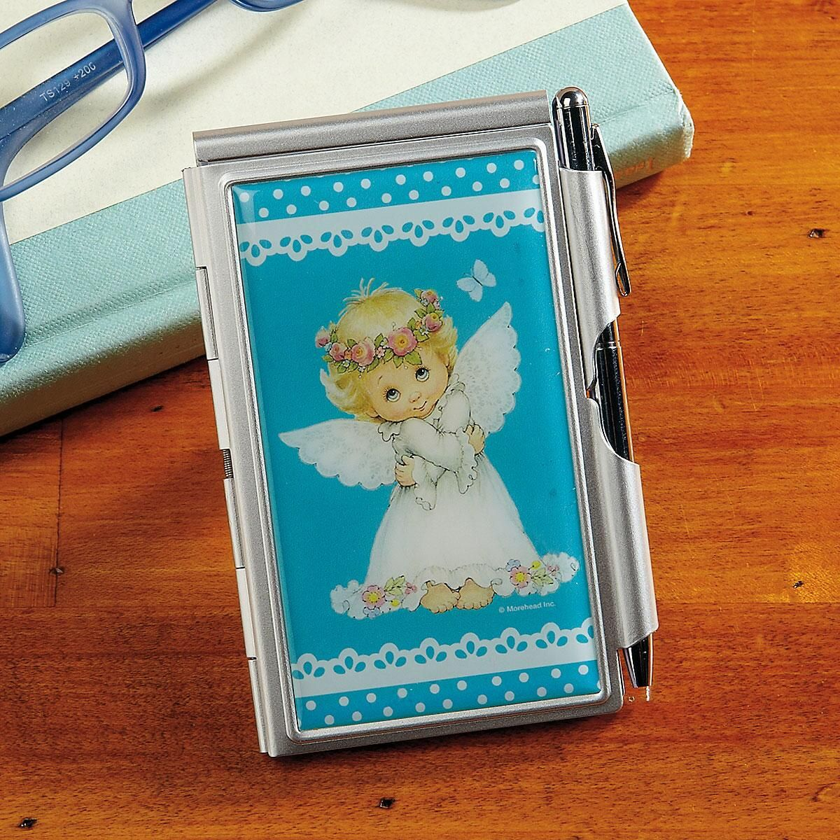 Angel Note Pad & Pen Set