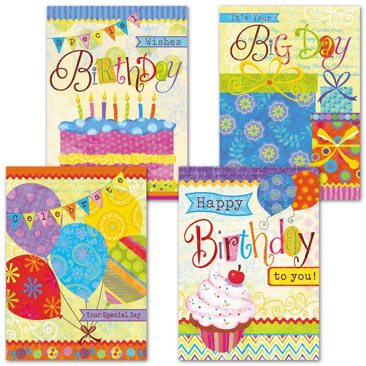 Birthday Banners Birthday Cards