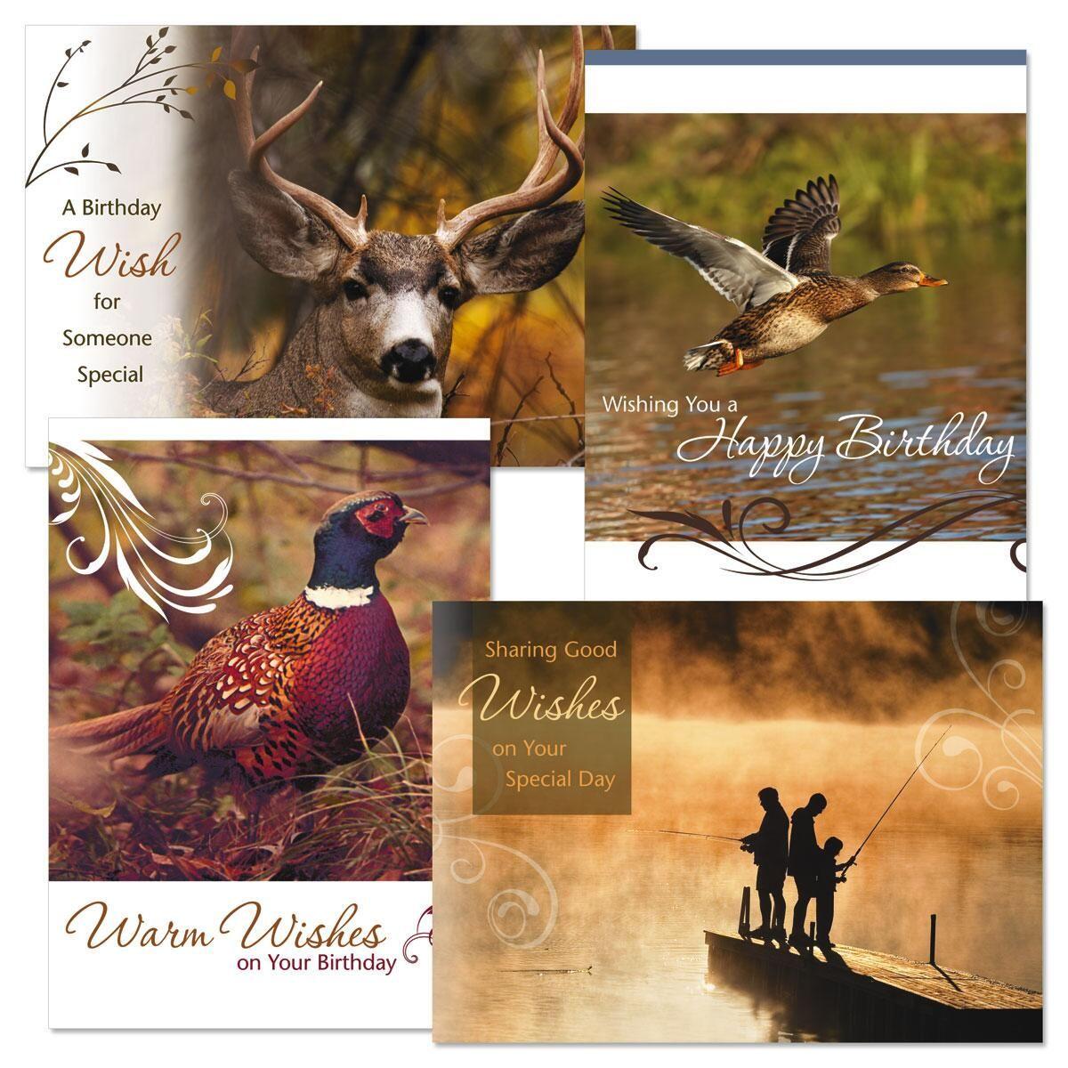 Wildlife Birthday Cards
