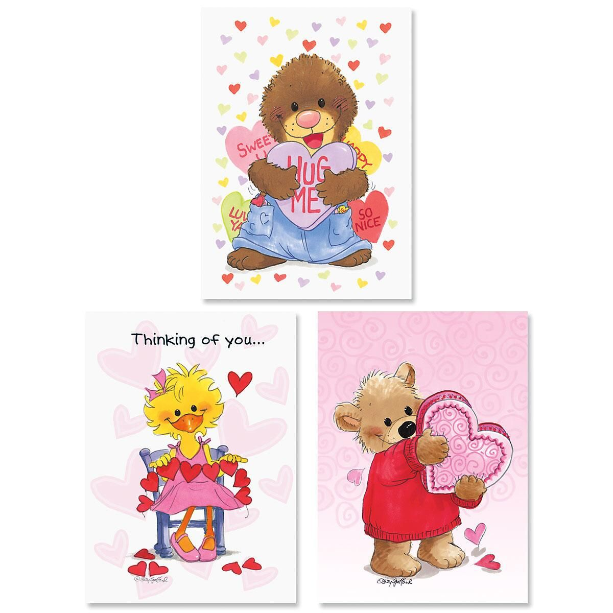 Suzy's Zoo® Valentines Day Cards