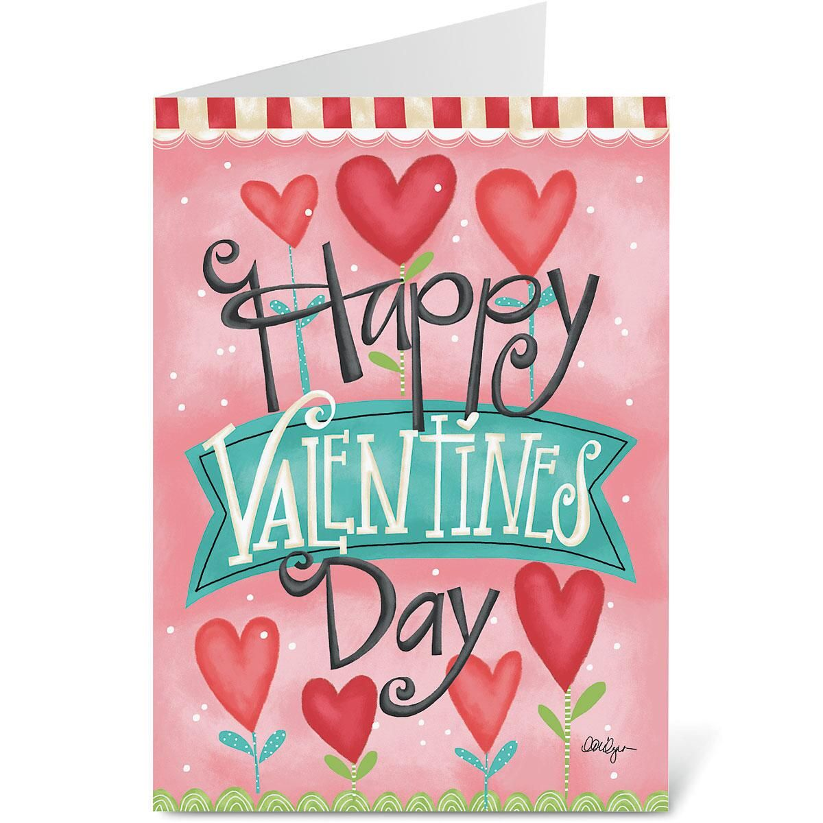 Happy Day Valentine Cards