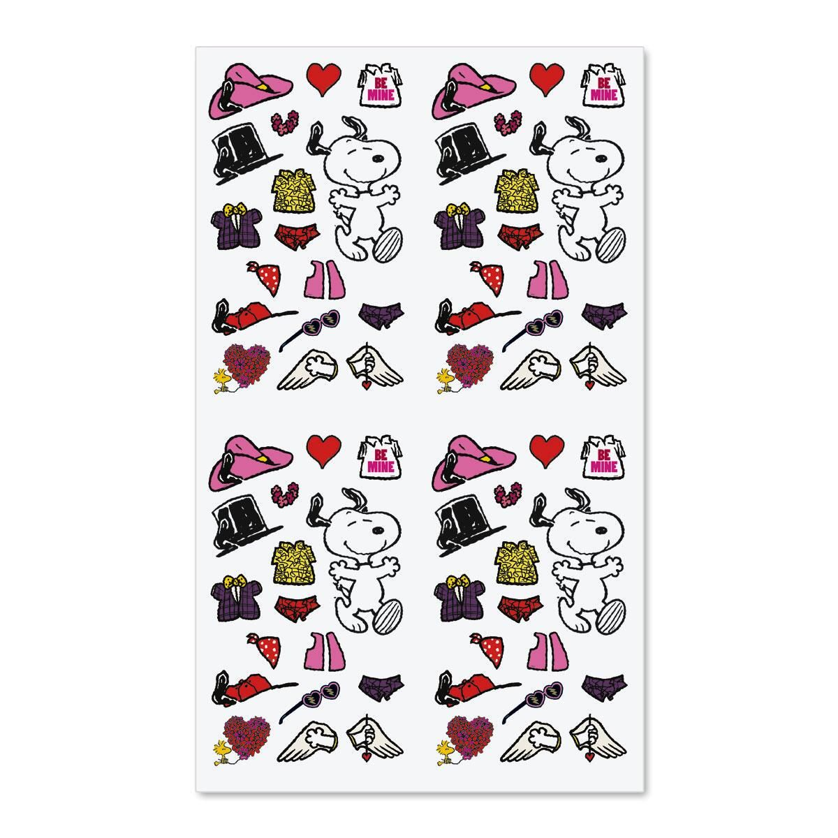 Snoopy™ Dress Up Sticker Sheets