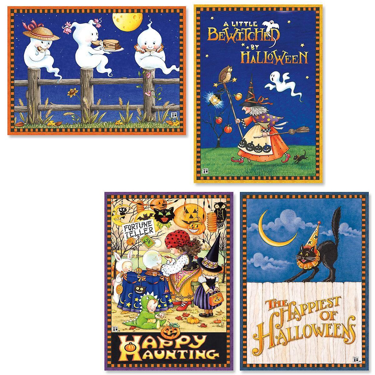 Mary Engelbreit® Halloween Greetings Halloween Cards