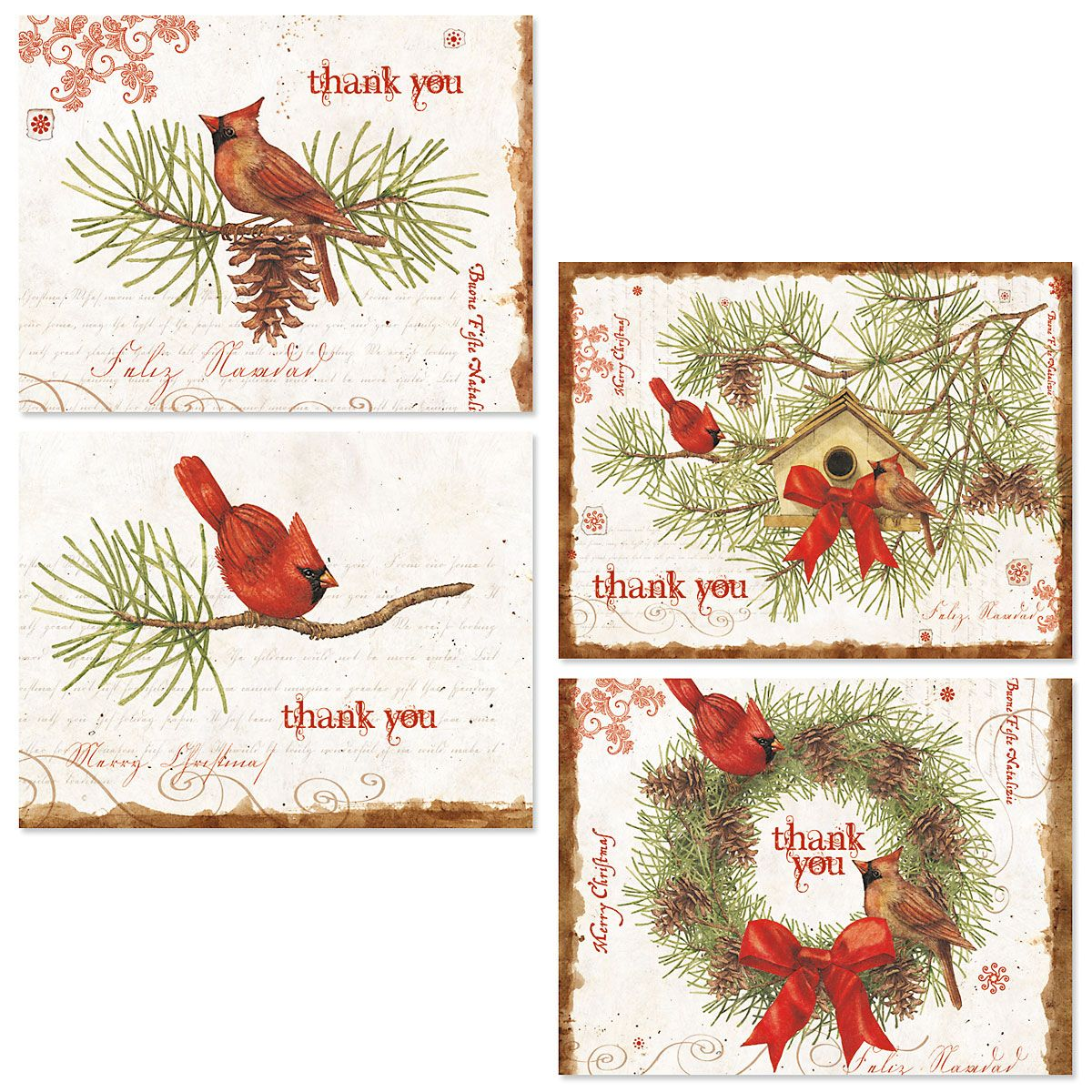 Joyelle Thank You Note Value Pack