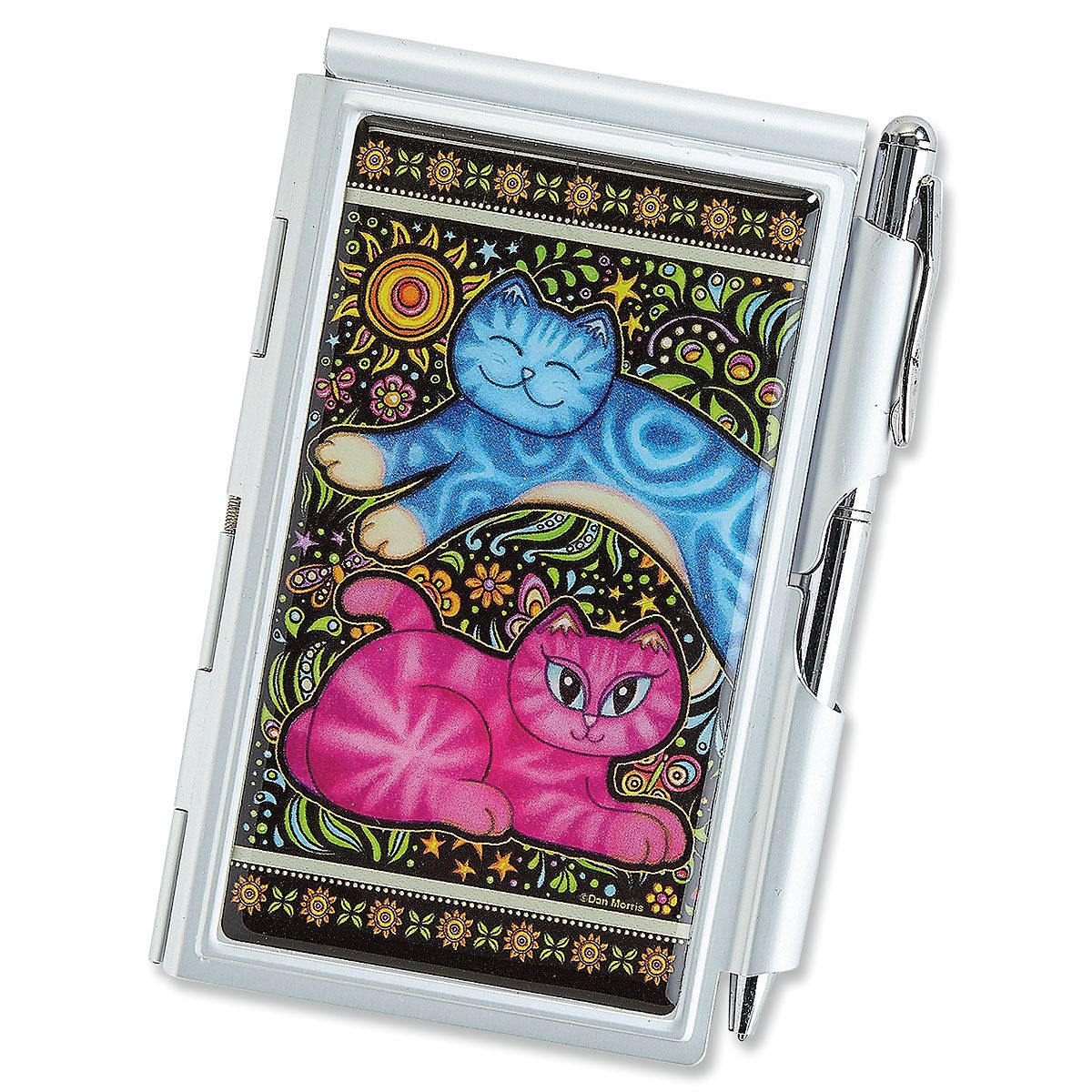 Sew Kitty Notepad and Pen Set