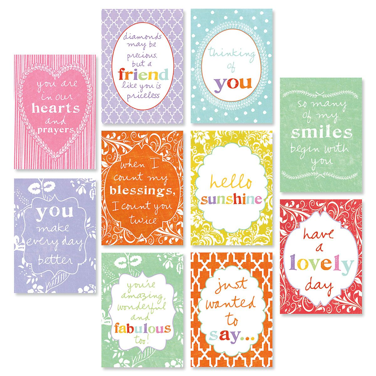Sandra Magsamen Happy Day Friendship Value Pack