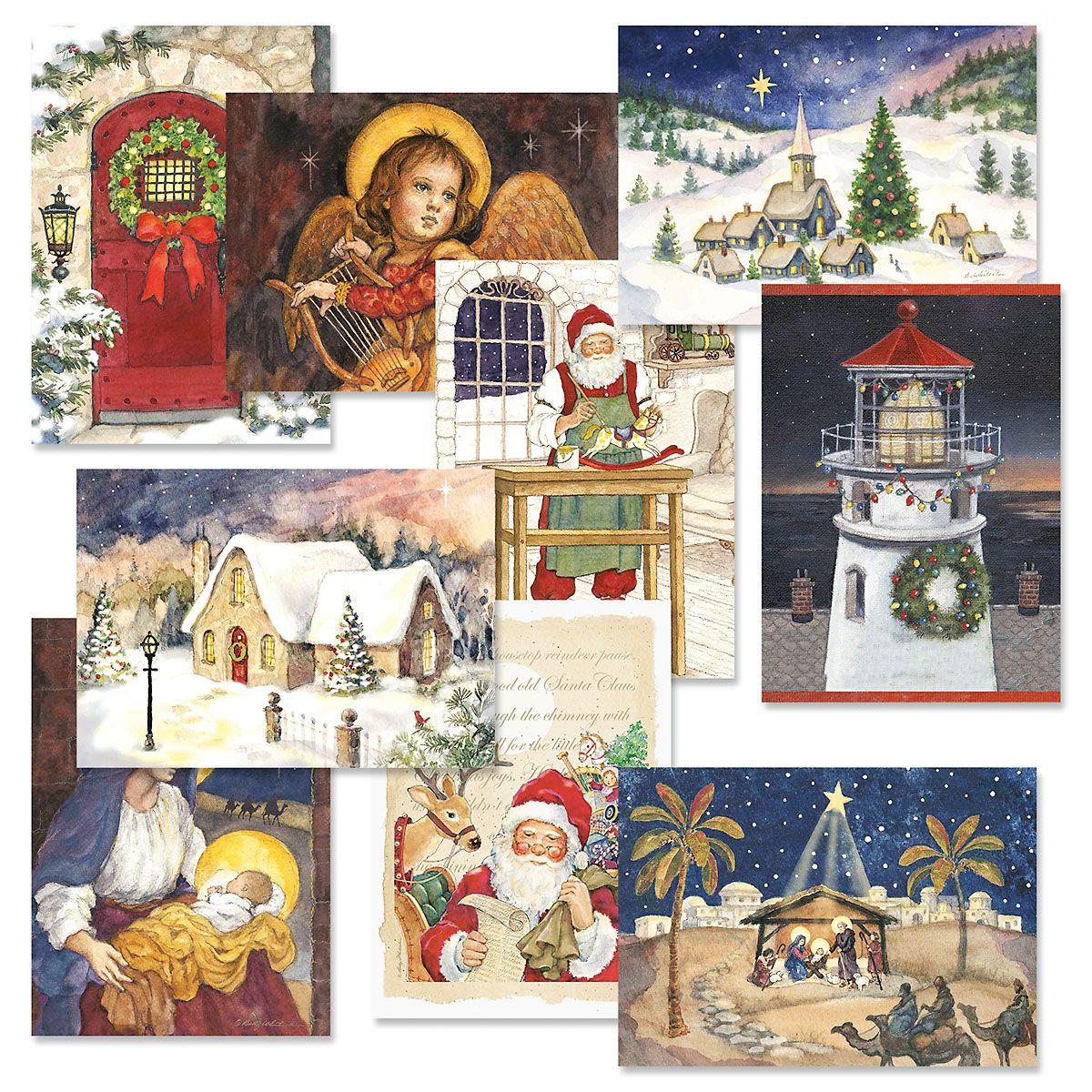 Christmas Faith Greeting Cards Value Pack
