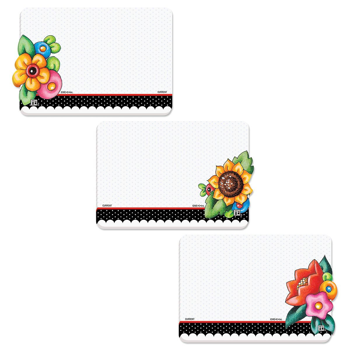 Mary Engelbreit® Floral Notepads