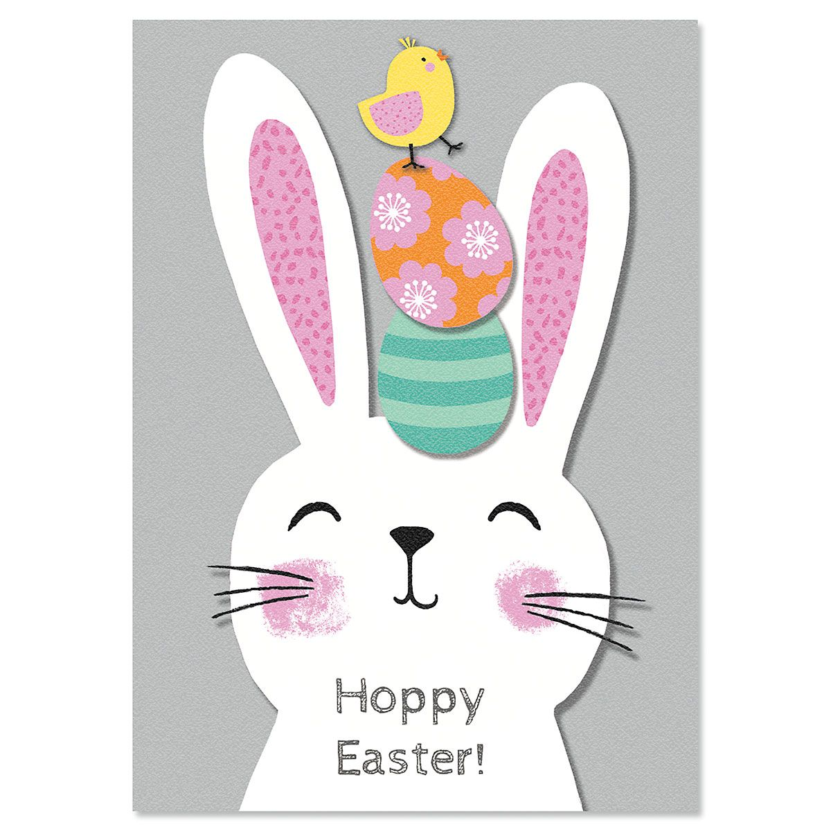 Hello Spring Easter Cards