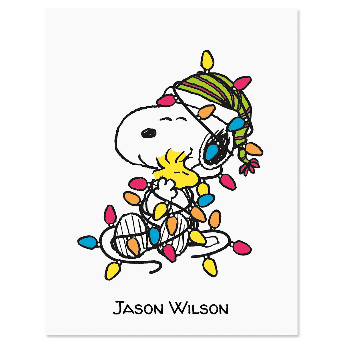 Snoopy™ Holiday Note Cards