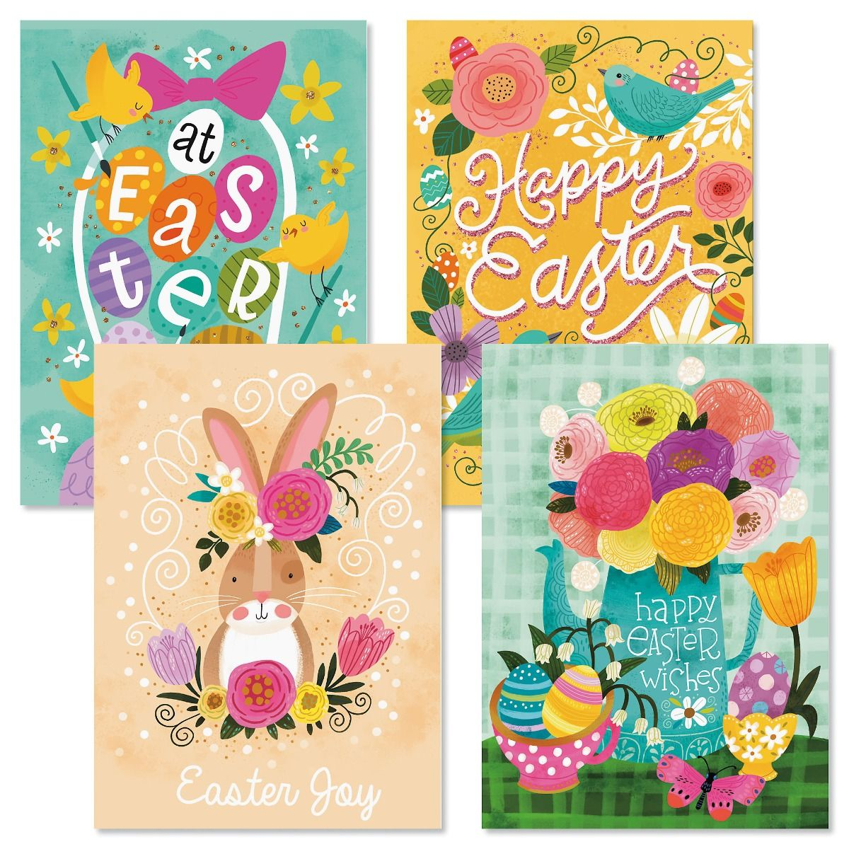 Easter Happiness Easter Cards