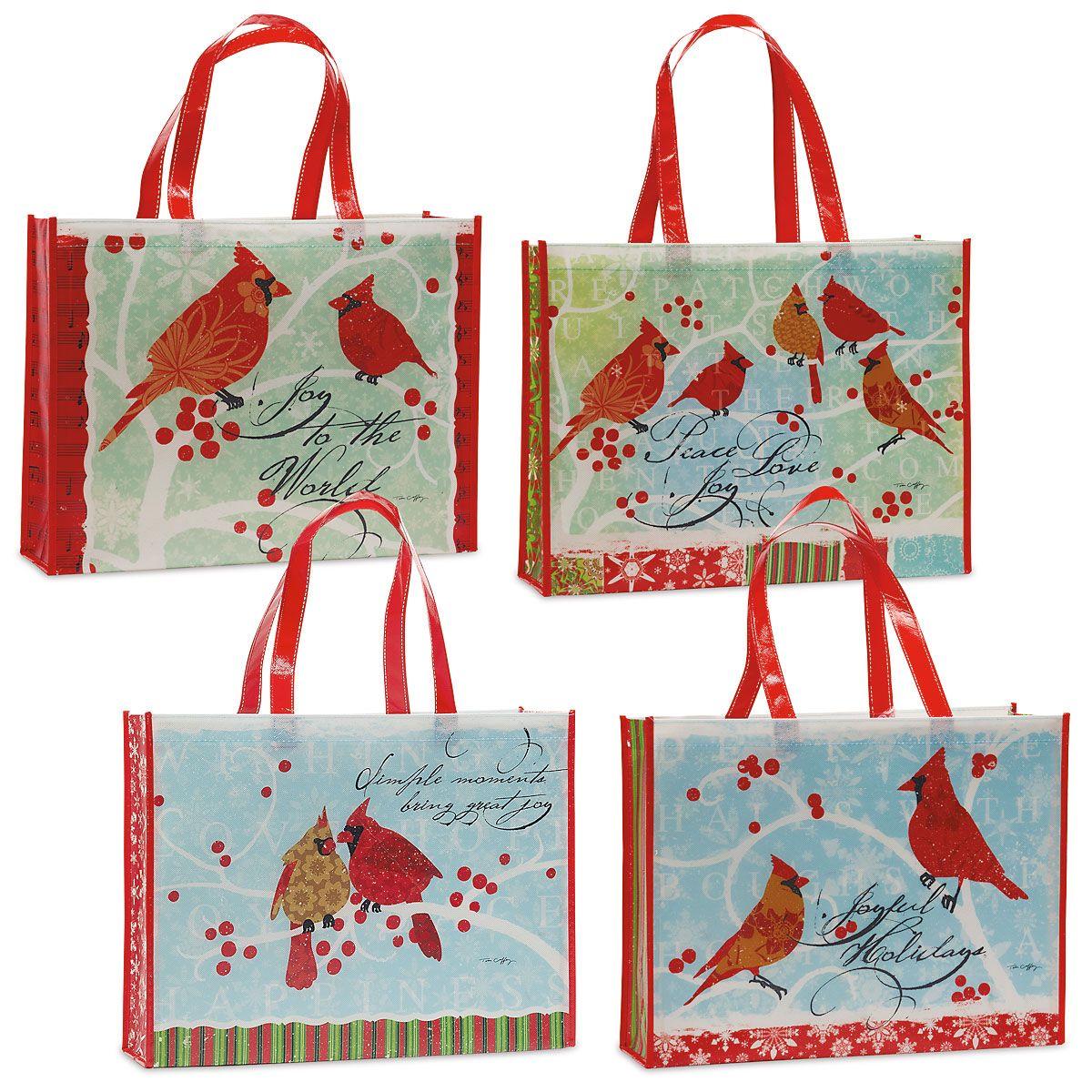 Cardinal Shopping Totes