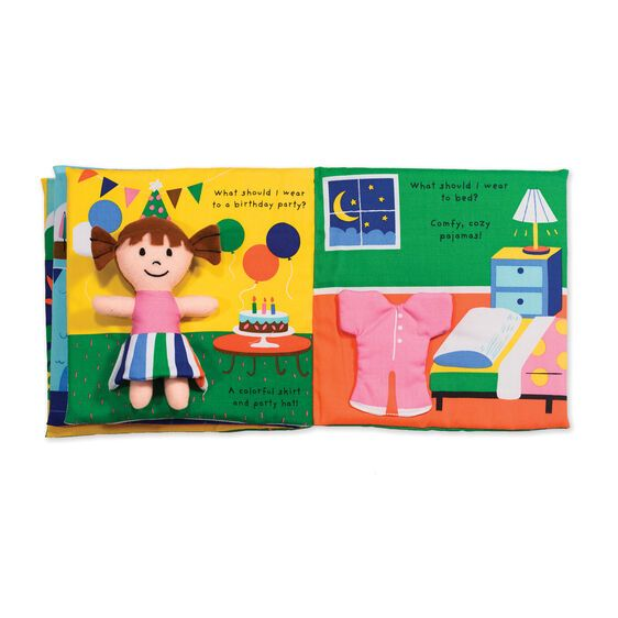 What Should I Wear? Book by Melissa & Doug
