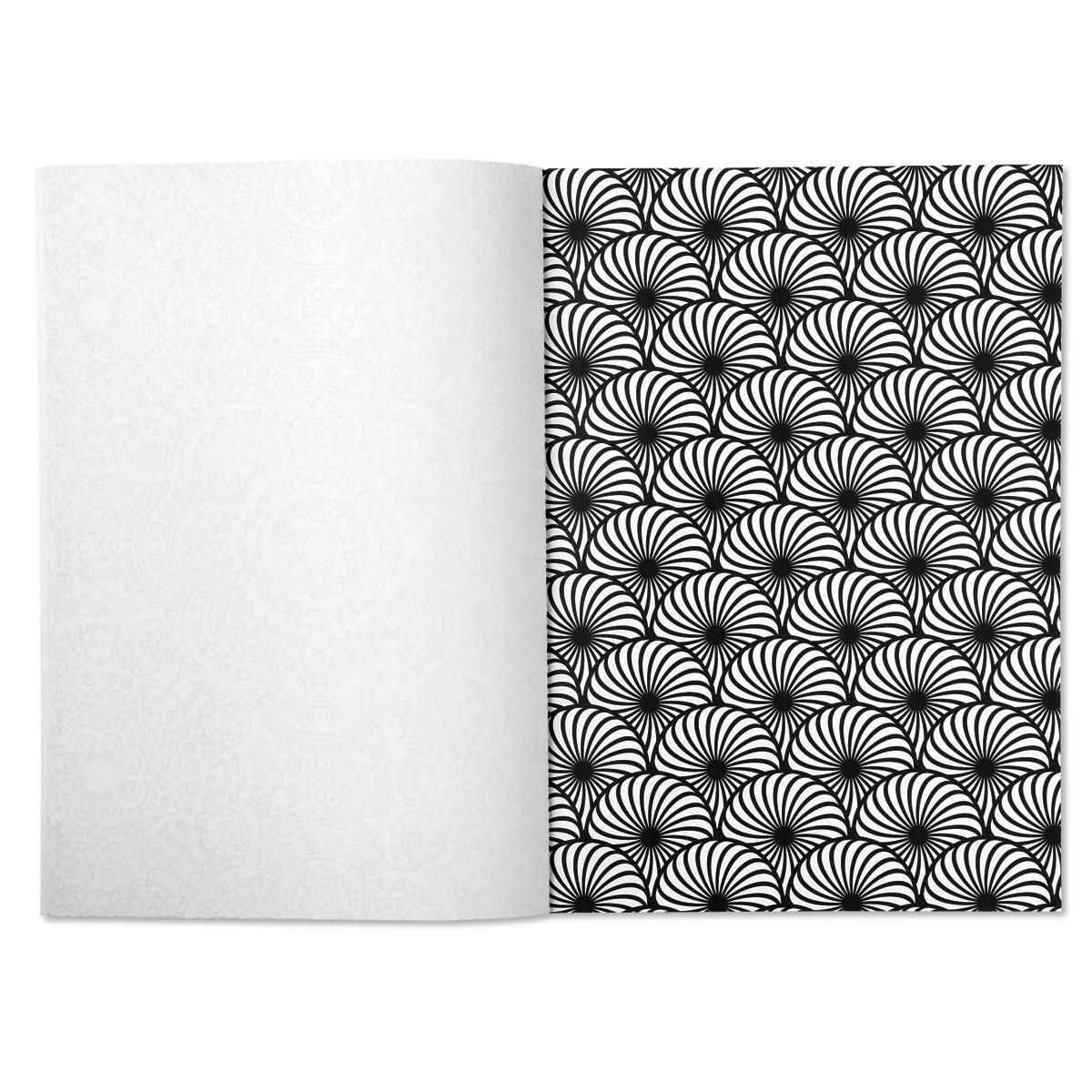 Patterns Coloring Book for Adults