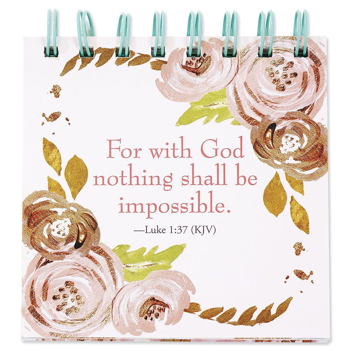 Faith Flip Book
