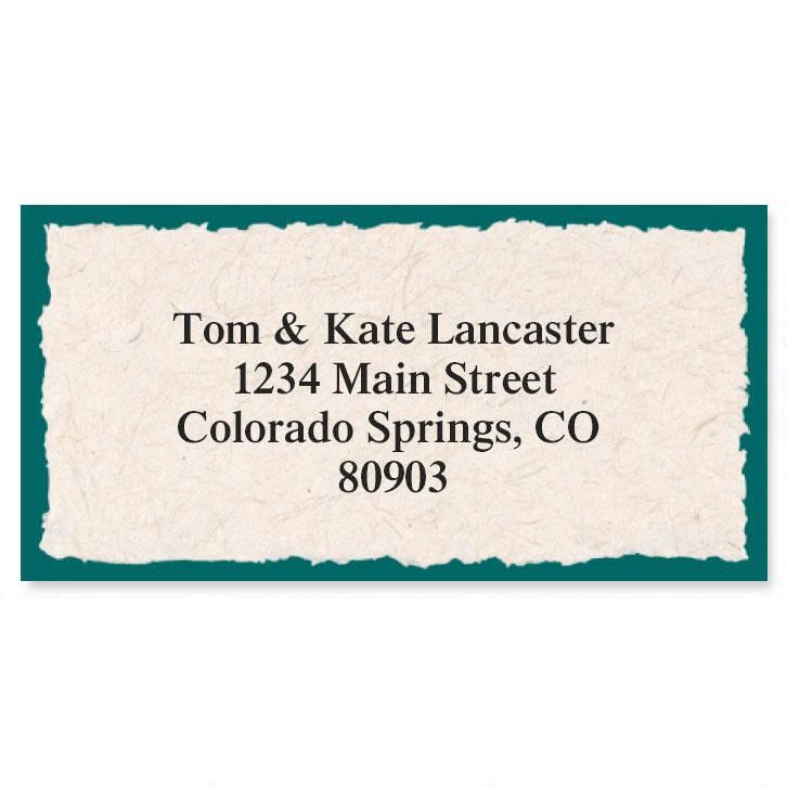 Natural Address Labels