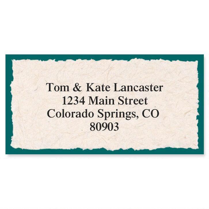 Natural Address Labels