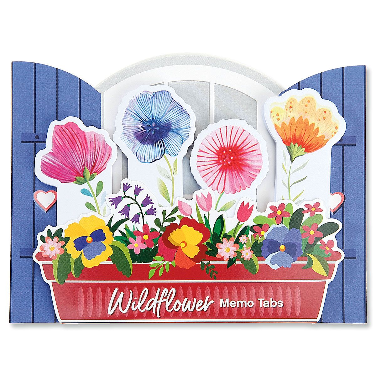 Wildflowers Sticky Tabs