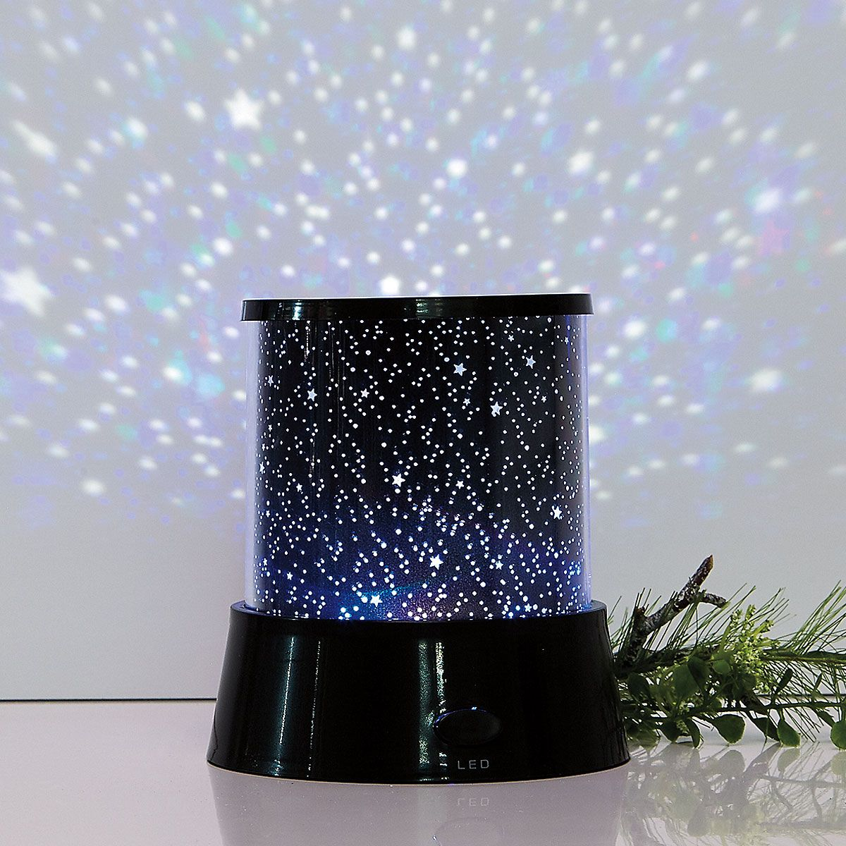 Starry Sky Galaxy LED Projector