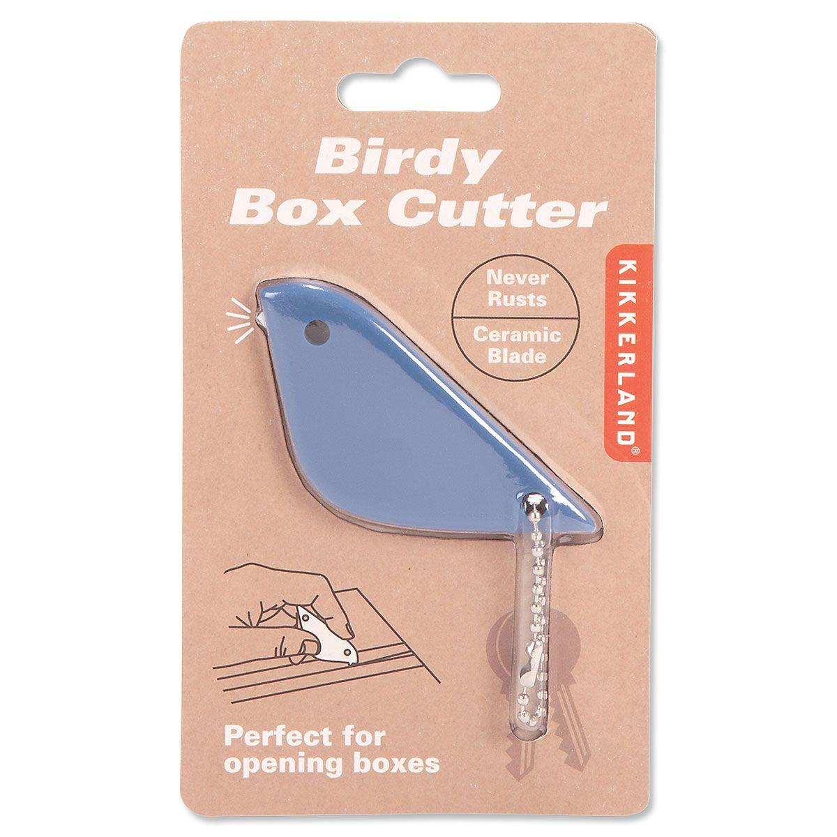 Birdy Box Cutter
