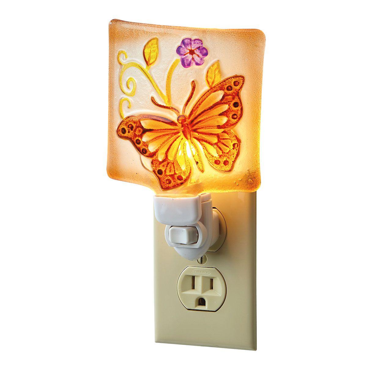 Butterfly Night Light