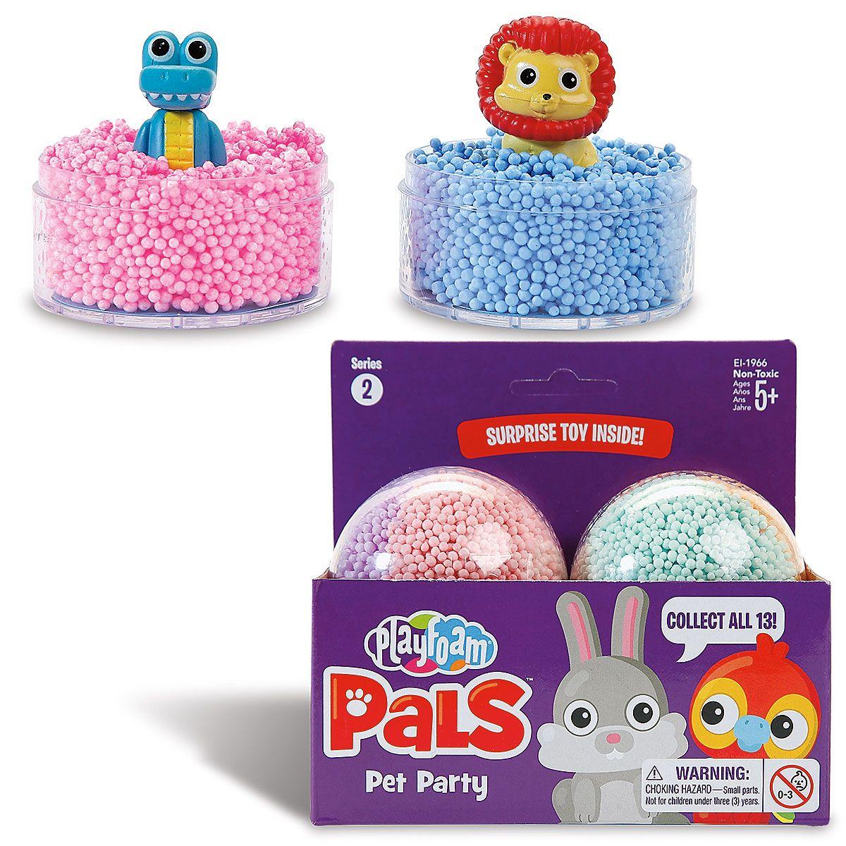 Playfoam Pet Party