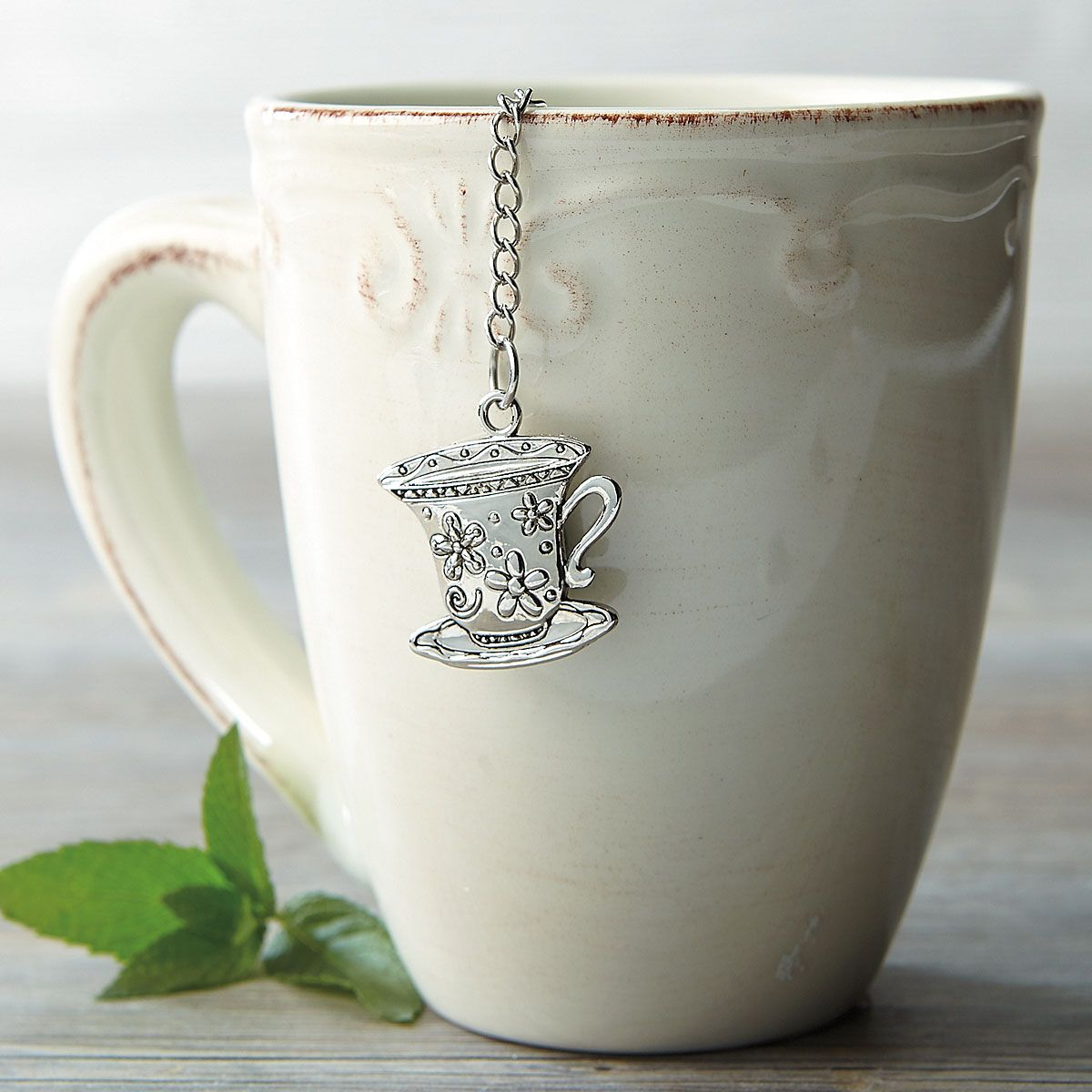 Tea Infuser Charms - Charming Cup