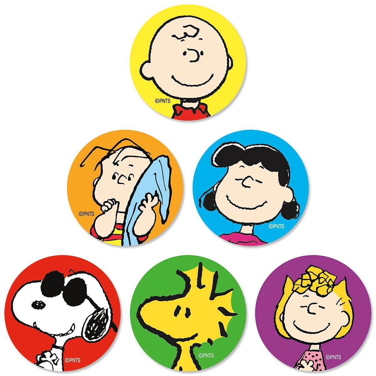 PEANUTS® Decorative Envelope Seals