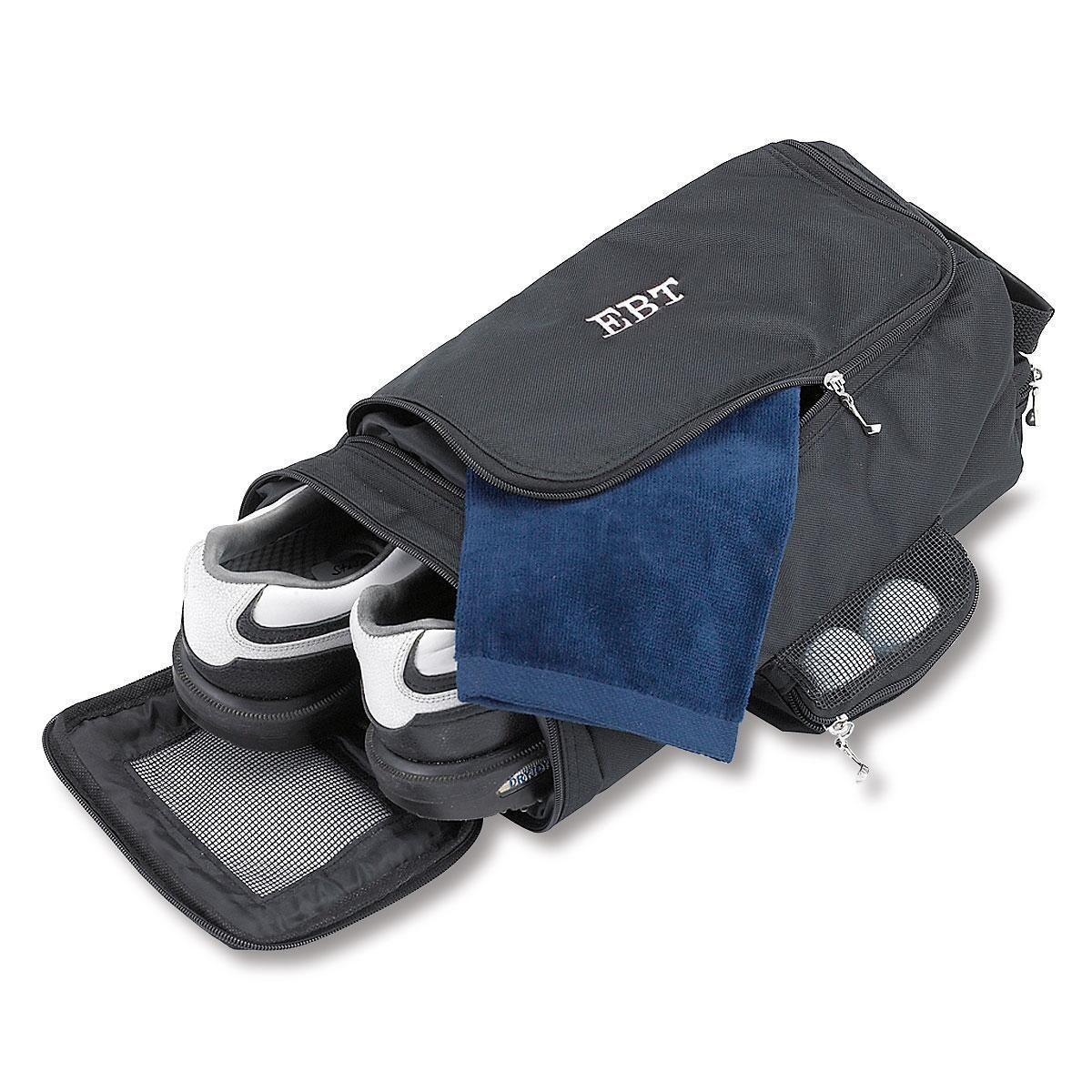 Golf Shoe Bag >> Personalized Golf Shoe Bag