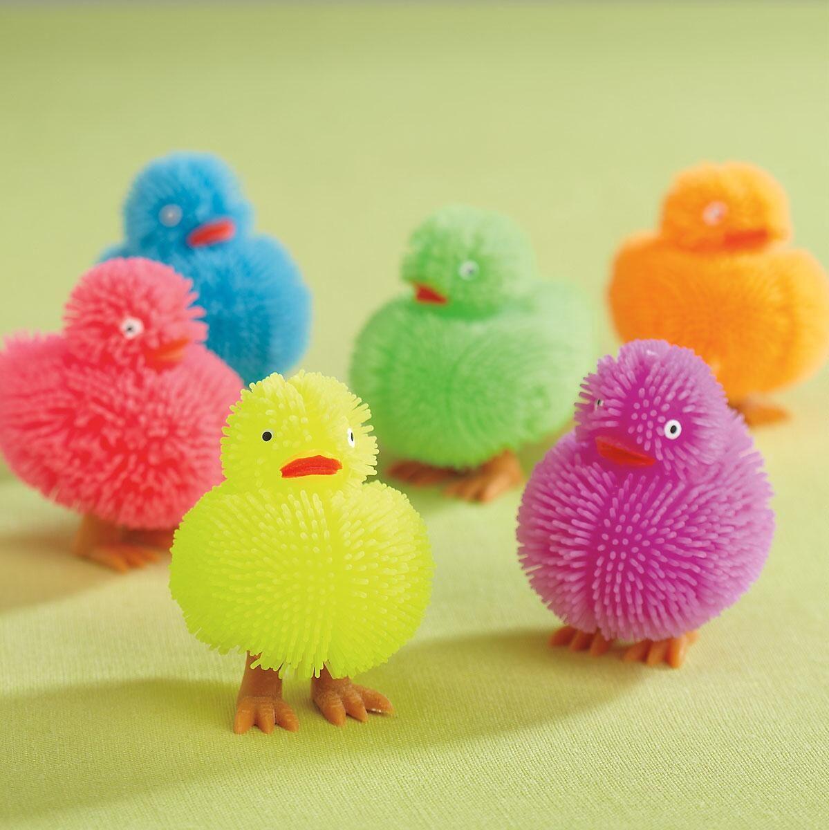 Puffer Ducks