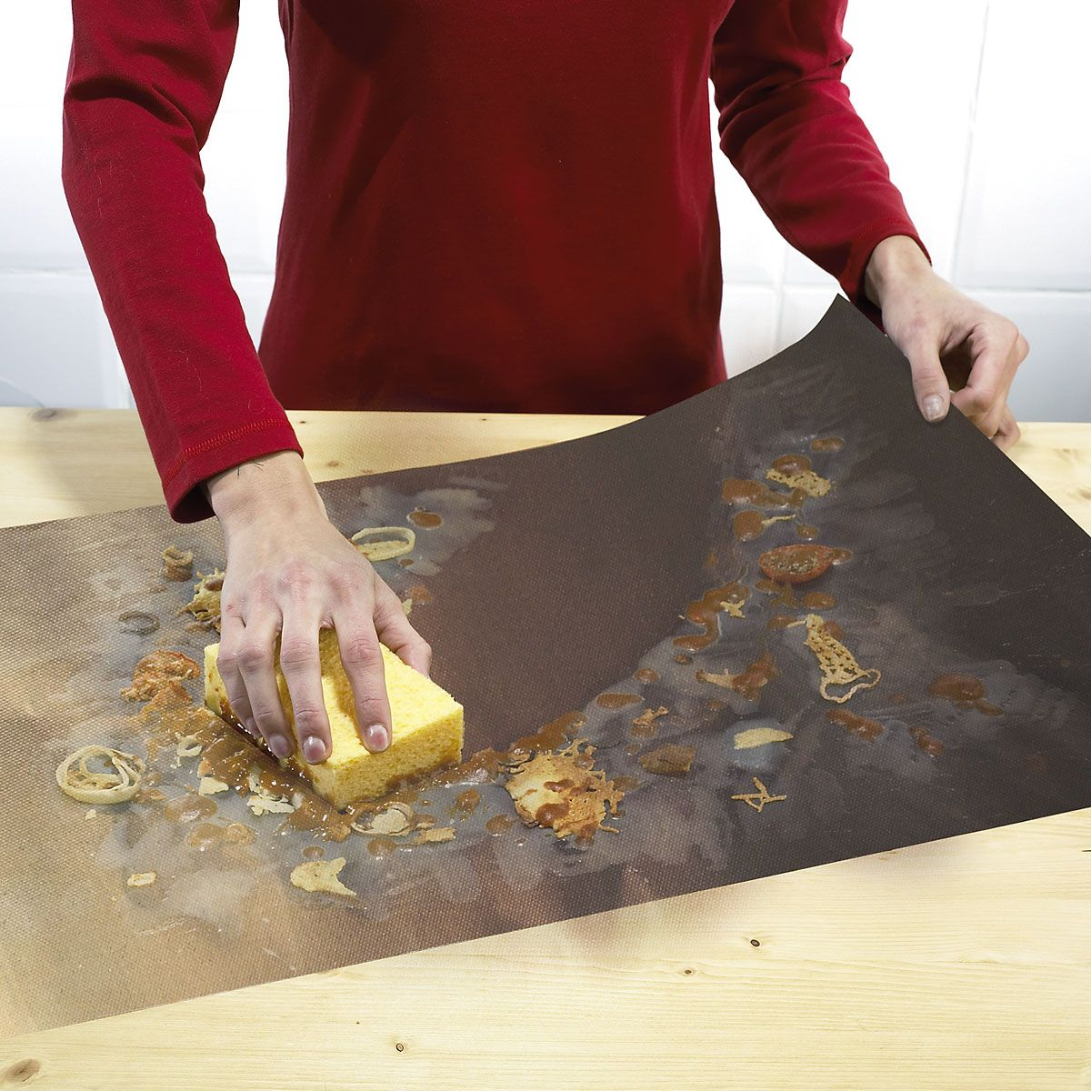 Copper Non-Stick Oven Liner