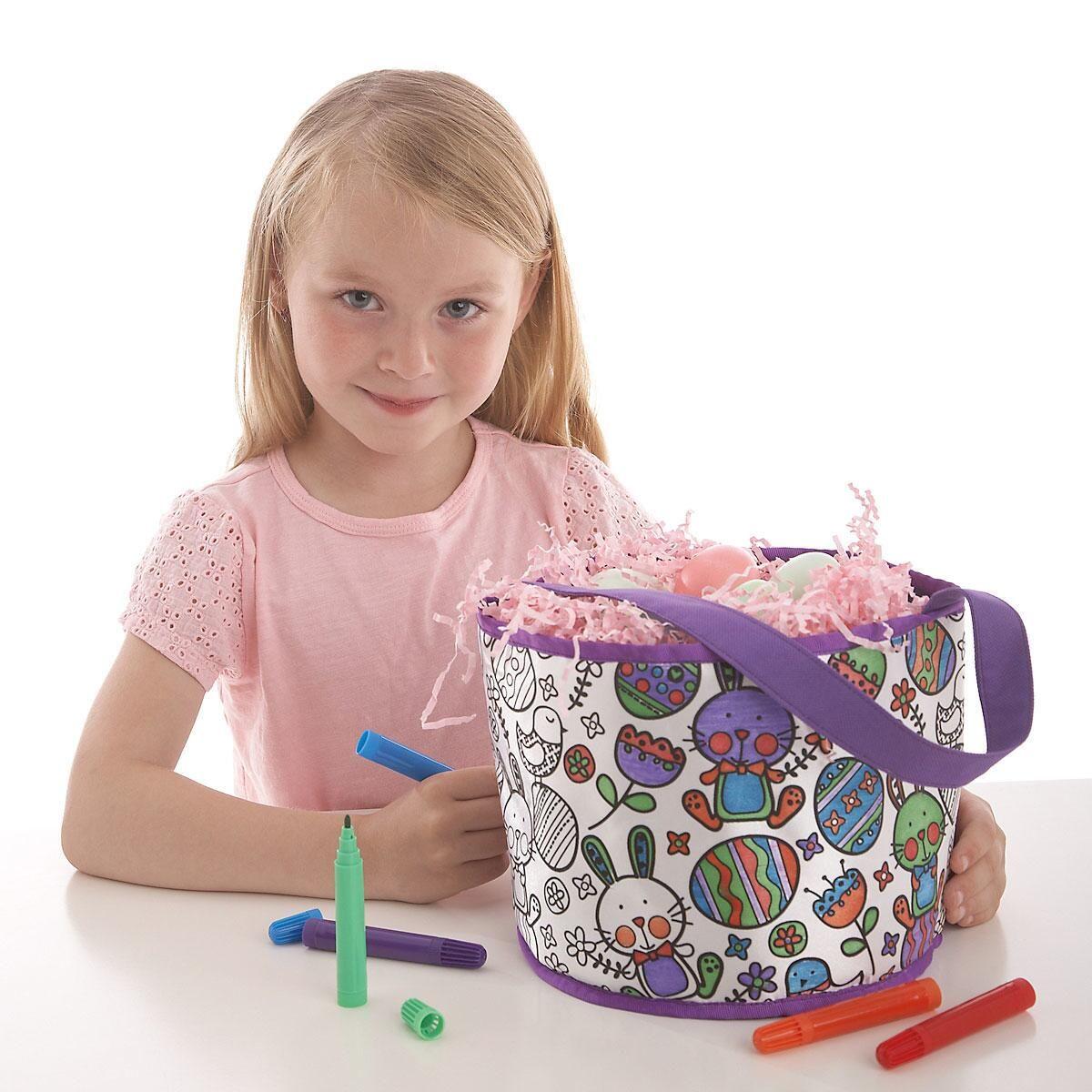 Design Your Own Easter Basket