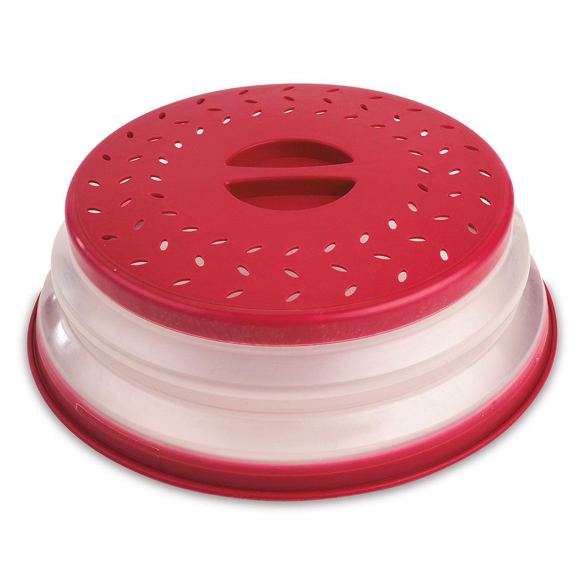 Microwave Splatter Shield & Strainer