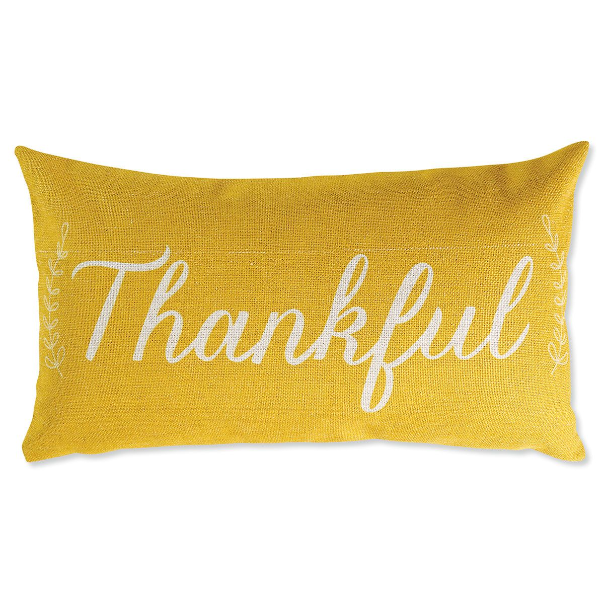 Thankful, Grateful, Blessed Pillows
