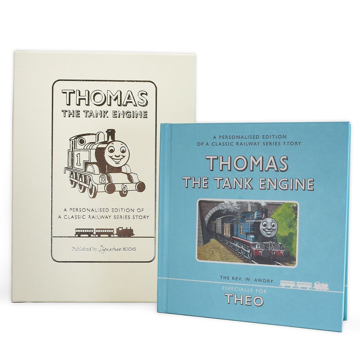 Personalized Thomas the Tank Storybook