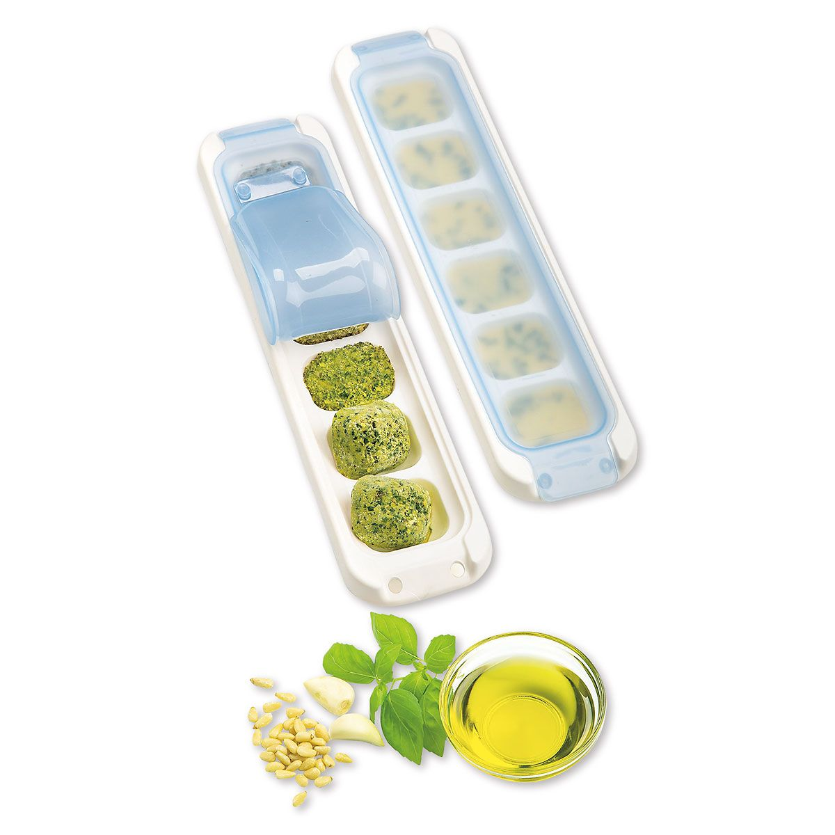 Freezer Portion Pods