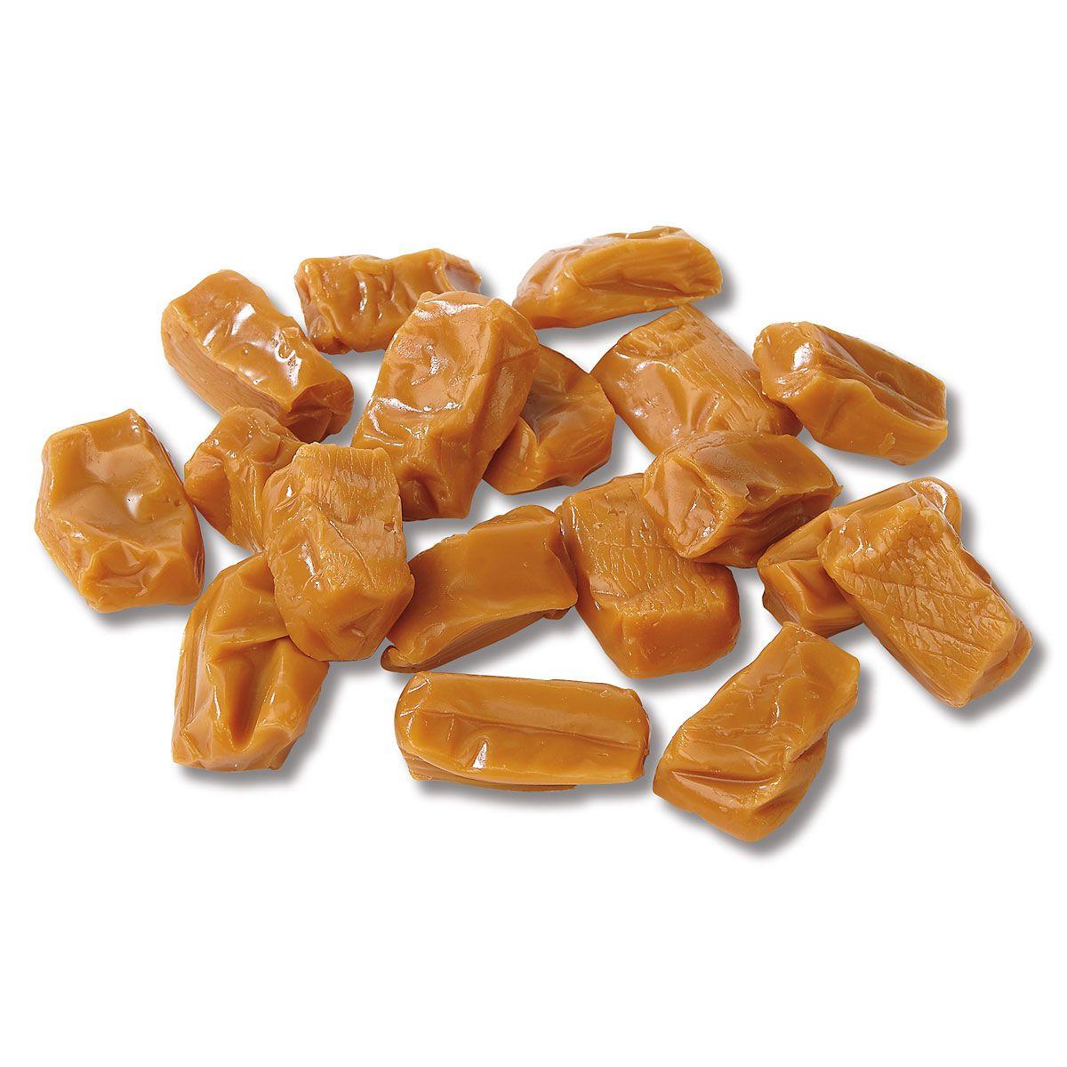Vanilla Sea Salt Caramels
