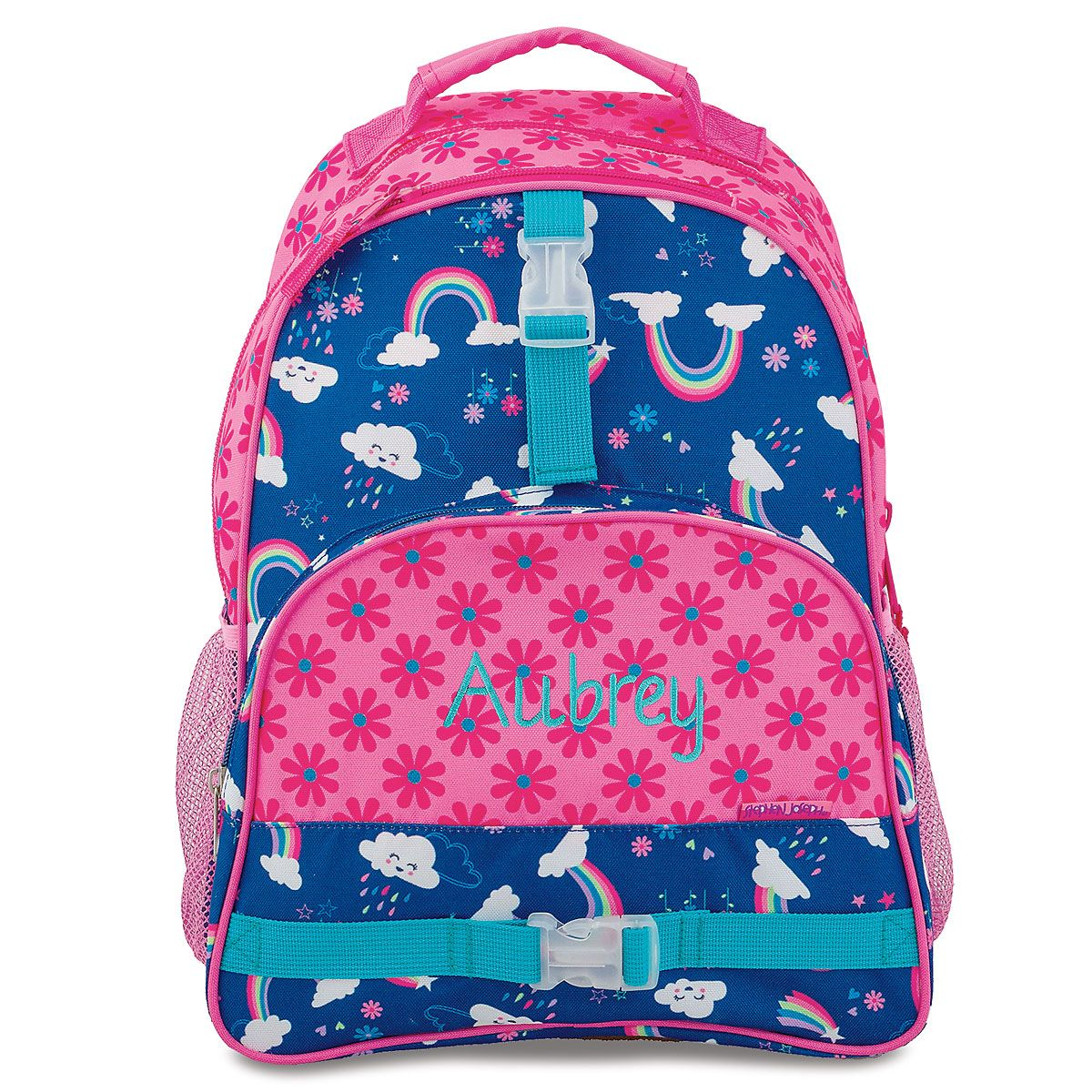 Rainbow Personalized Backpack by Stephen Joseph®