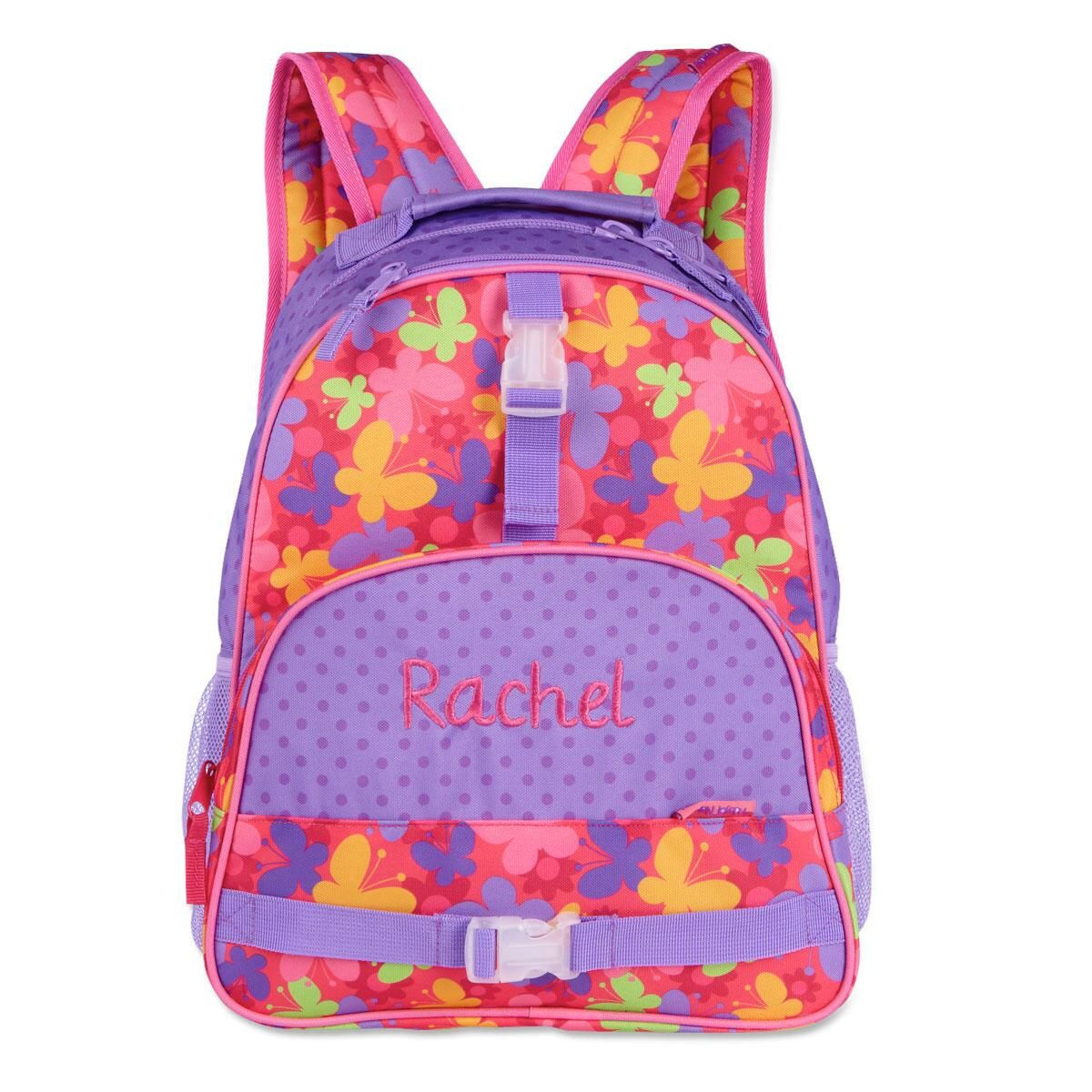 Personalized Butterfly Backpack by Stephen Joseph®